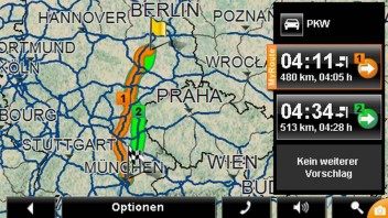 Navigon Autobahn Vermeiden